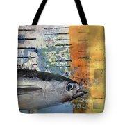 Funky Fish Tote Bag