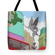 G And T Tote Bag