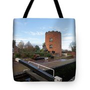 Gailey Lock Portrait Tote Bag
