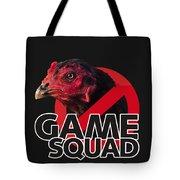 Game Squad Tote Bag