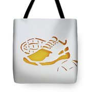 Game Time Tote Bag by Phyllis Howard
