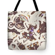 Games And Fairytales Tote Bag