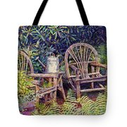 Garden Retreat Tote Bag