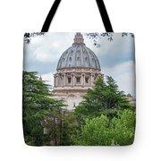 Garden View Tote Bag