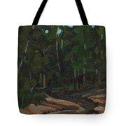 Gargantua Harbour Brook Tote Bag