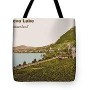 Geneva Lake Tote Bag