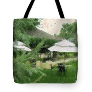 Gentility Impression  Tote Bag