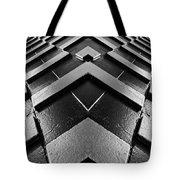 Geometric Night  Tote Bag
