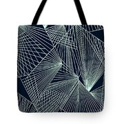 Geometric Pattern 1-colour-6 Tote Bag