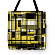 Geometric Stylization 3 Tote Bag