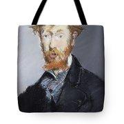 George Moore        Tote Bag
