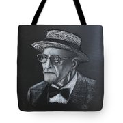 George Who? Tote Bag by Richard Le Page