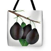 German Prunes Fruit Vintage Art Tote Bag