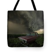 Get Outta Dodge  Tote Bag