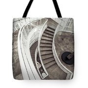 Getty Stairs Tote Bag