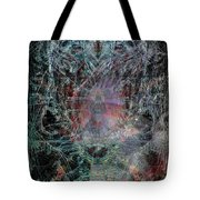 Ghost Galaxy  Tote Bag