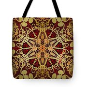 Gilded Tote Bag by Mark Taylor