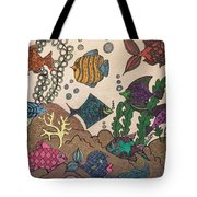 Gils Night Out Tote Bag