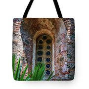 Glass, Stone, Cement Tote Bag
