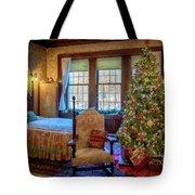 Glensheen Chester's Bedroom Tote Bag by Susan Rissi Tregoning