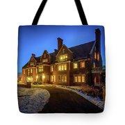 Glensheen Tote Bag by Susan Rissi Tregoning