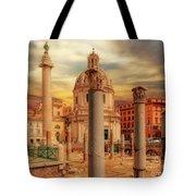 Glories Past And Present,  Rome Tote Bag