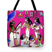 Glorious  Egypt Tote Bag
