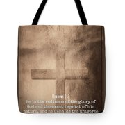 Glory 1 3 Tote Bag