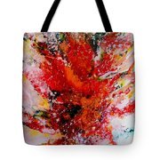 Glory Explosion Tote Bag