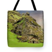 Gnome House Southern Iceland Tote Bag by Marla Craven