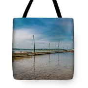 Goat Island Shore Gorgeous Happy Day Tote Bag