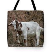 Goat Print 9245 Tote Bag