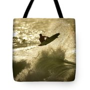 Gold Blast  Tote Bag