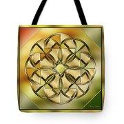 Gold Design 24 Tote Bag