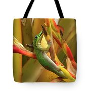 Gold Dust Gecko  Tote Bag