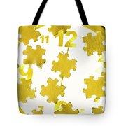 Golden Gauge Tote Bag