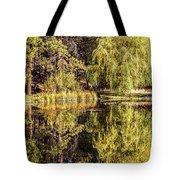 Golden Shevlin Park Tote Bag