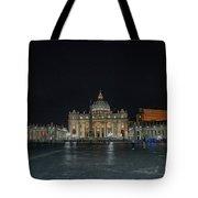 Good Night St. Peter Tote Bag