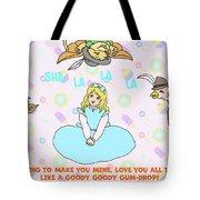 Goody Goody Gumdrop Video Tote Bag