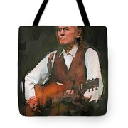 Gordon Lightfoot Tote Bag