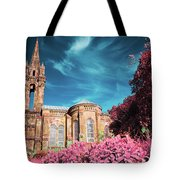 Gothic Style Chapel Tote Bag