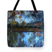 Goulburn Reflections Tote Bag