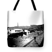 Grand Canal At Sunset Tote Bag