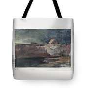 Grand Canyon In Stormy Weather, Arizona - Digital Remastered Edition Tote Bag