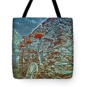 Grand Canyon Stone House Tote Bag