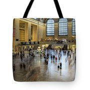 Grand Central Motion Tote Bag