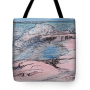Grand Marais. Artist's Point Tote Bag