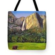 Grandeur And Extinction Tote Bag by Kevin Daly
