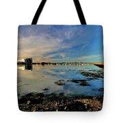Granton Harbour Tote Bag
