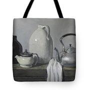 Gray Matters Tote Bag